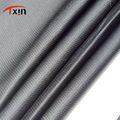 tear resistant polyester thick black fabric for garment insole, customized warp fabric