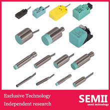 Semii universal/commonly used metal electric NPN out inductive proximity sensor with 1mm sensin distance