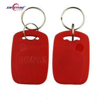 125KHZ ID changeable EM4305 T5577 Wholesale RFID Keyfobs