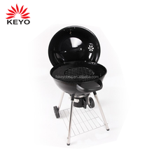 KEYO commercial outdoor kitchen chinese hot grill charcoal bbq grills