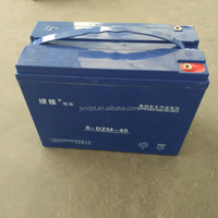 sealed silicone gel lead acid batteries 12v 6-evf-40 electric bike battery for electric bicycle