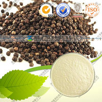 Organic Black Pepper Extract 98% Piperine