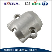 OEM precision casting stainless steel railway brake block train parts