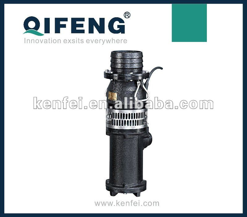 oil-immersed submersible pump
