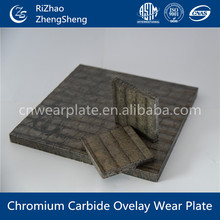 high hardness wear plate used on Buckets Elevators in cement
