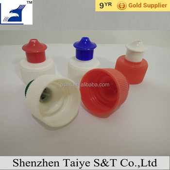 28 410mm screw cap sports lid for bottles