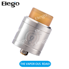 Wotofo New Issued Dripping RDA Tank Authentic Wotofo Vaporous RDA Wholesale from Elego