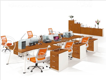 Fashion office partition system/office work partition/aluminum partition office cubicle workstation KBF HY-5024