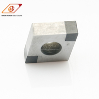 Diamond cutting tool PCD tipped indexable turning tool cbn and pcd inserts