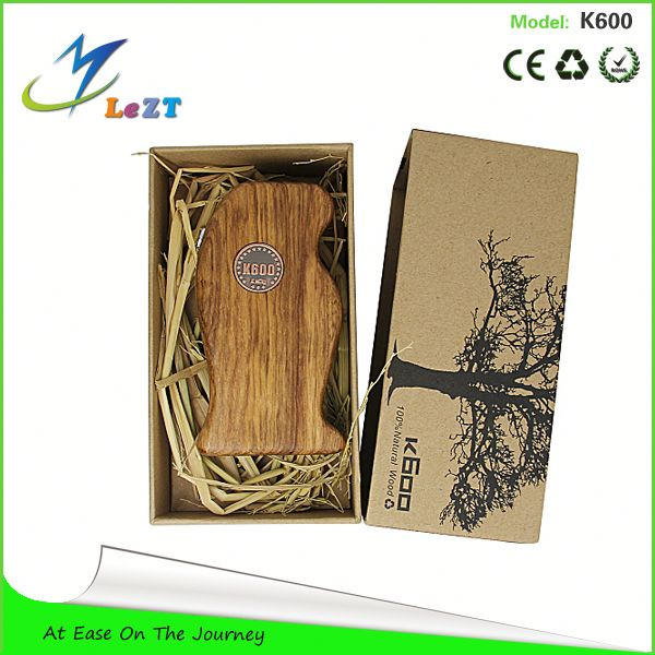 Wholesale lezt exclusive patent electronic cigarette VV mod k600