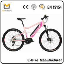 2017 New Women Motorcycle Bike Electric Bicycle Portable Power Lithium Battery Power Ebike City Electric Bike/Bicycle PI Bike