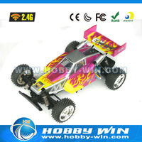 2013 New product 1 10 nitro gas cars 4 WD High-speed racer car Buggy