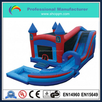 commercial jumping castles inflatable water slide,inflatable combo for sale