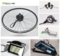 Wholesale Cheap Electric Front Wheel Bike Conversion Kit,Electric Bike Kit China
