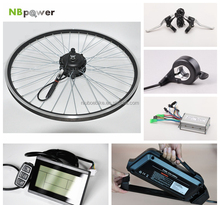 Wholesale Cheap Electric Front Wheel Bike Conversion Kit,Electric Bike Kit