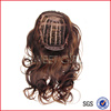Nicely Virgin Indian human hair half wig extension 120 gram in 24 inches