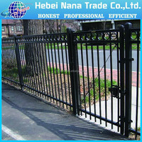 High quality aluminum fence