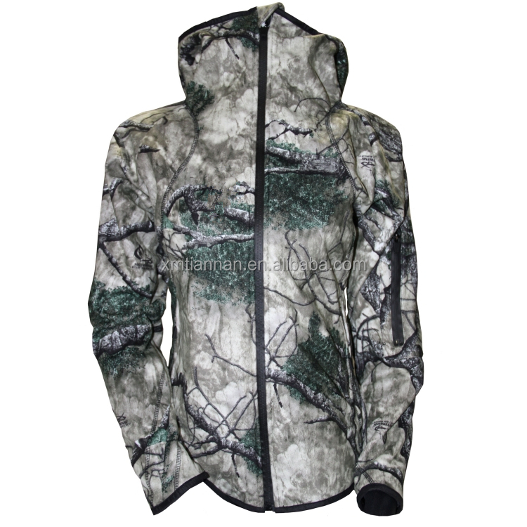 new 2016 apparel new product winter clothing sexy jacket women Women's Generation X Full Zip Hunting Jacket