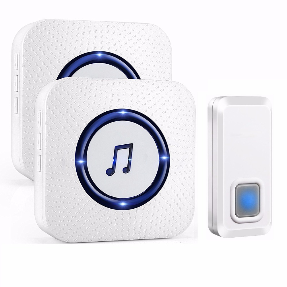55 chord molody music wireless door bell chime phone