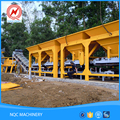 High reliability and high efficiency stablized soil mixing plant