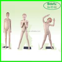 Fiberglass Teenager Mannequin Clothing Model Cheap Price