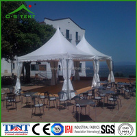 aluminum pergola 15 person zelte canopy tent for sale