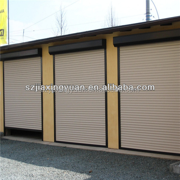 Residential automatic outdoor roller door buy