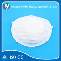 Non woven dust mask n95 adjustable respirator n95 face mask