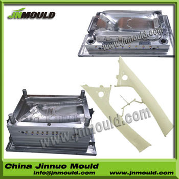 best quality plastic automobile mould bumber mould