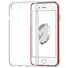 Alibaba good suppliers phone Case For iPhone 6 6s plus soft clear super thin transparent tpu Case for iPhone 6