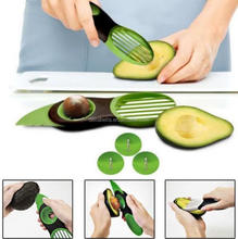 3 In 1 Kitchen Fruit Slicer Avocado Tool Avocado Slicer
