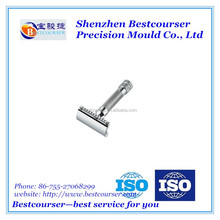 shenzhen custom made aluminum razor