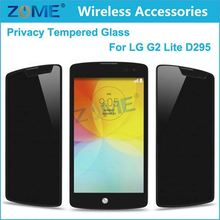 Made In China 9H 2.5D 0.26Mm Privacy Anti-Spy Tempered Glass For Lg G2 Lite D295 Screen Protector