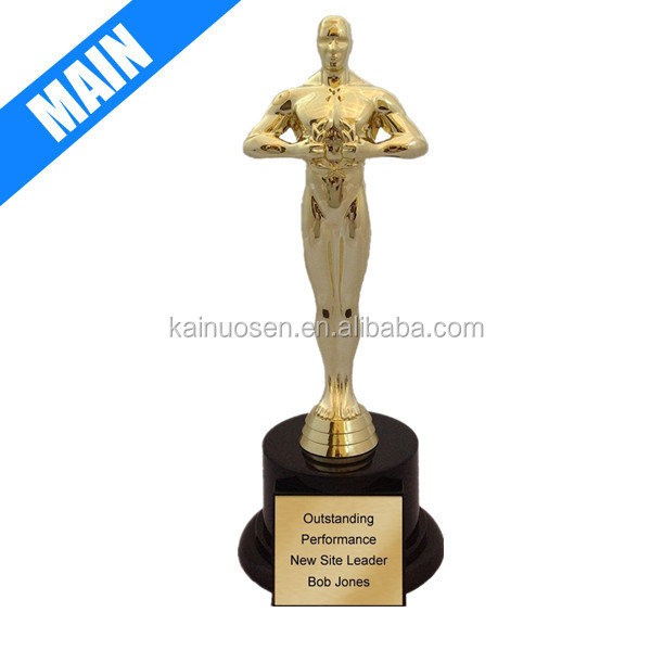 gold oscar replica grammy award trophy for sale