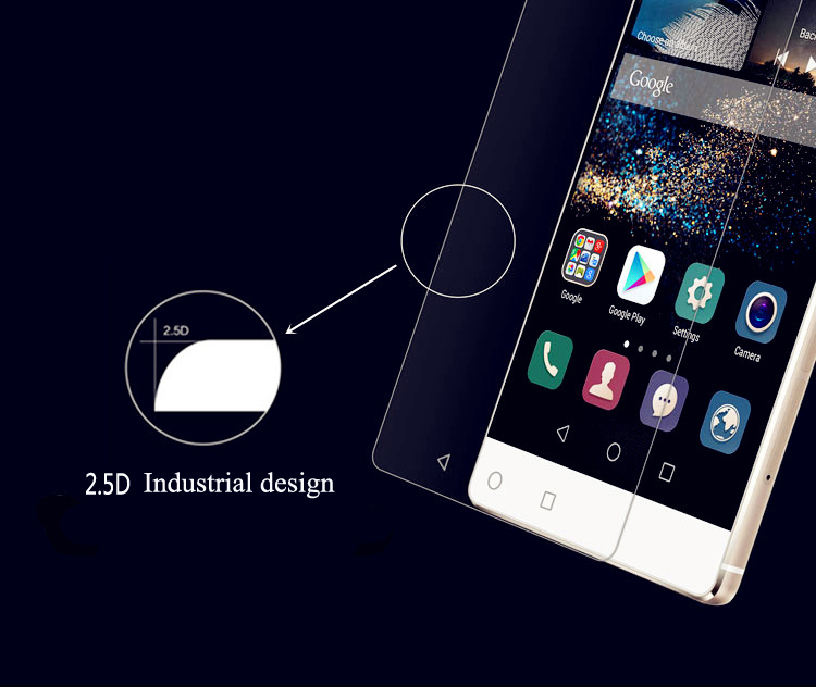 Factory Directly For Alcatel Pop 4S Tempered Glass Screen Protector