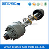 Chinese manufacture semi truck brake axle for sale
