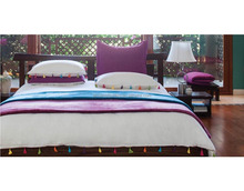 hotel bedding set 100% cotton bedding sets luxury
