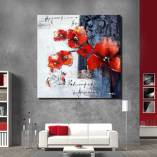 High Quality Handmade Modern Canvas Abstract Oil Painting