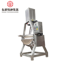 Stainless Steel Commercial Pressure Automatic Cooking Kettle Machine