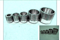 Customed high precision brass or stainless steel bushing parts made in China