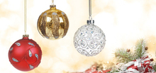 Wholesale christmas gift items clear glass balls,fashion decorative glass balls, inside hand-painted glass ball