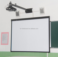 Digital classroom interactive school student writing board