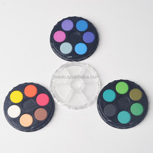 Best Quality Mini Wheel Shaped Good Cheap Watercolor Paint for Promotion gifts