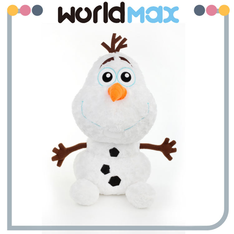Top Selling New Christmas Plush Toy Snowman Cartoon Latest Toy Craze