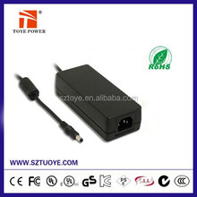 China supplier 42V 1.38A AC DC Power Adapter For Printer