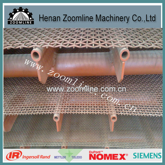 vibration sifter for asphalt mixing plant