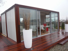 flexible modular house for bungalow guardhouse office