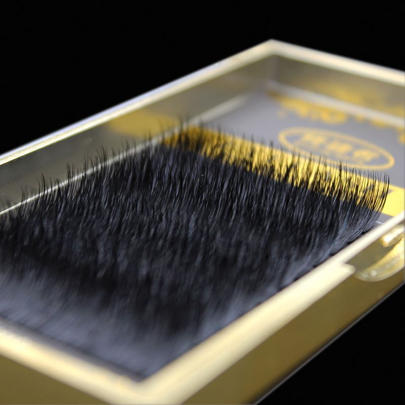 Beauty Pandora 0.07 Silk Mink Eyelash Extension with Mixed Length in Per Row 7-9mm/8-12mm/9-13mm/10-14mm/11-15mm