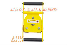 Yellow Pilot Ladder Magnet-Hull Magnet