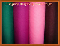 FDY PU coating 150D Polyester Oxford Fabric